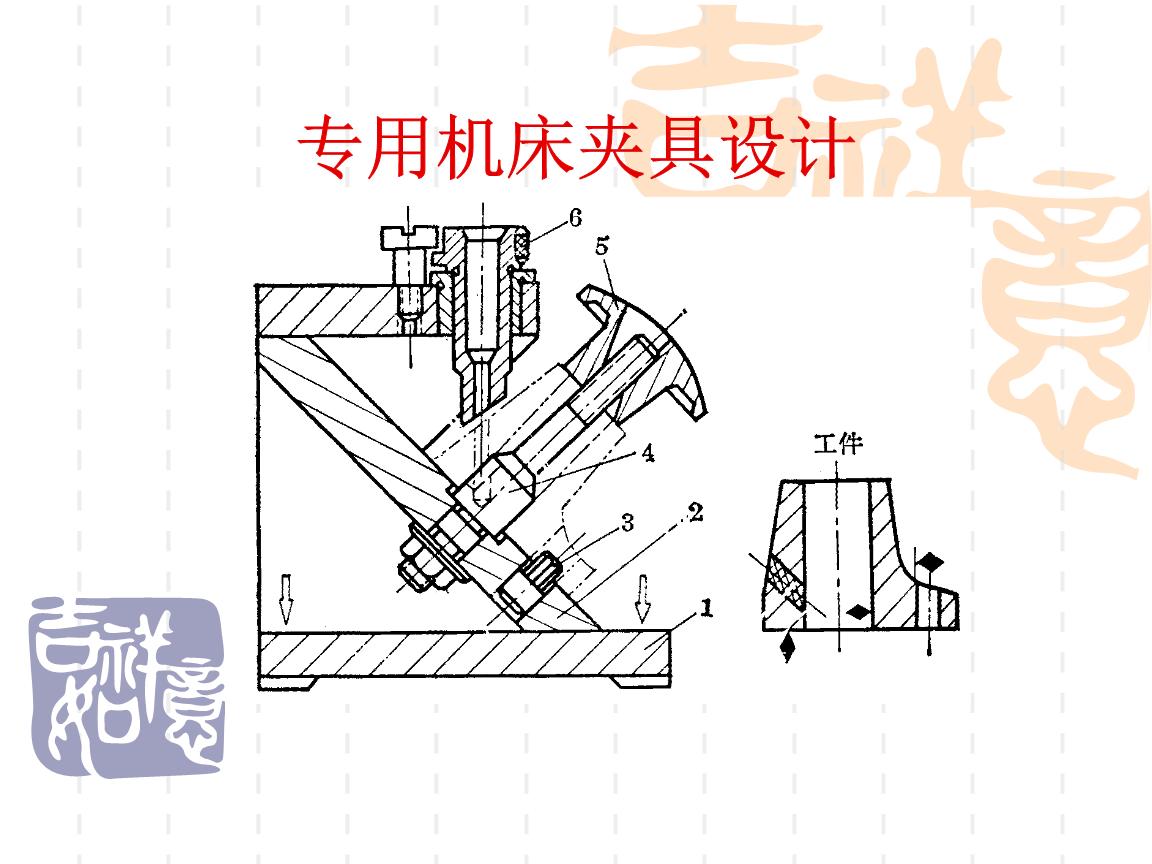 18专用机床夹具设计.ppt