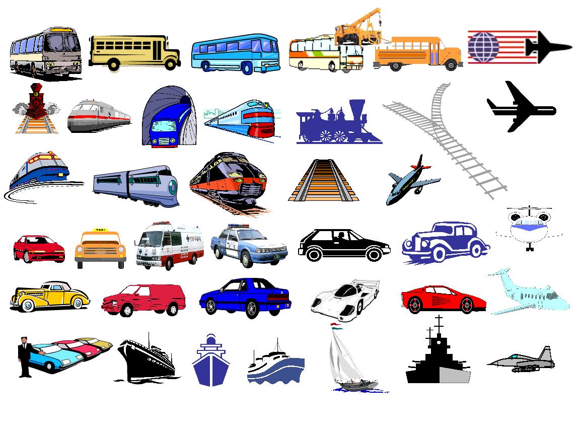 图片素材–交通工具.ppt