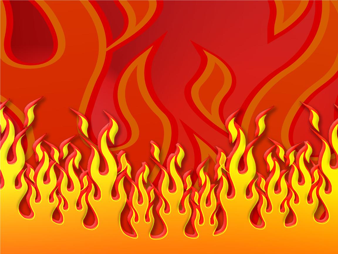 红色火焰模板.ppt