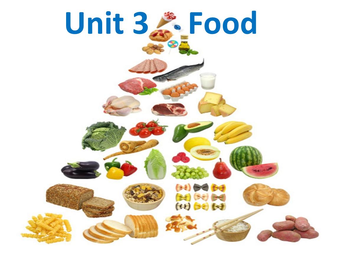 小学英语食物food.ppt小学五a食物年级数学图片