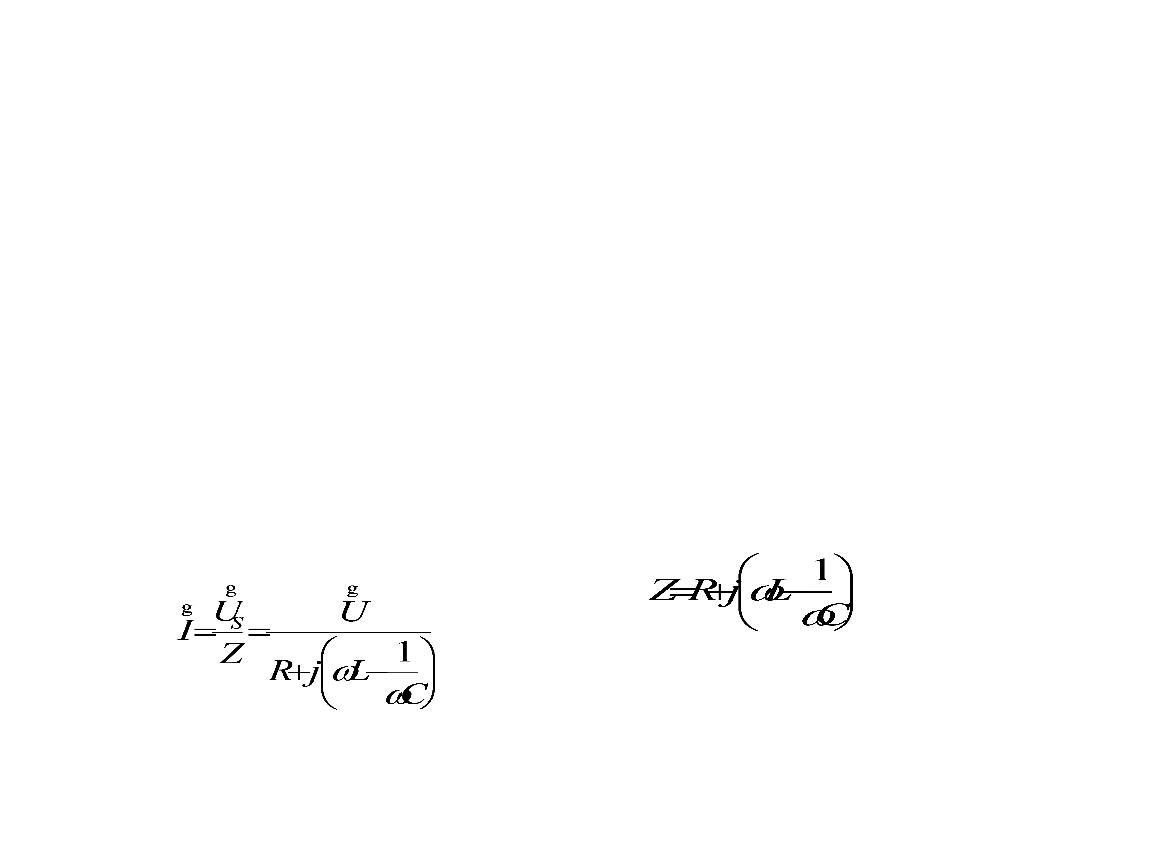 串联谐振电路的测量(1)谐振曲线的测定实验电路如图5.1所示.