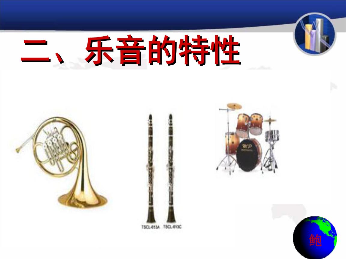 不同的声源,由于它们的材料,结构不同,因此发出声音的音色不同,人对