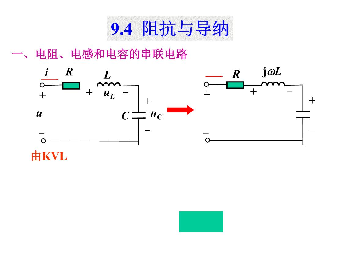 电感和电容的串联电路.ppt