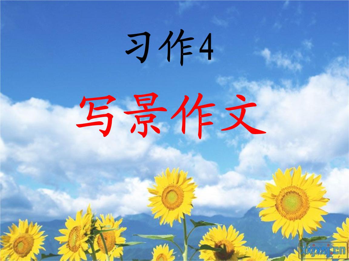 苏教版三年级语文上册习作4详解.ppt图片