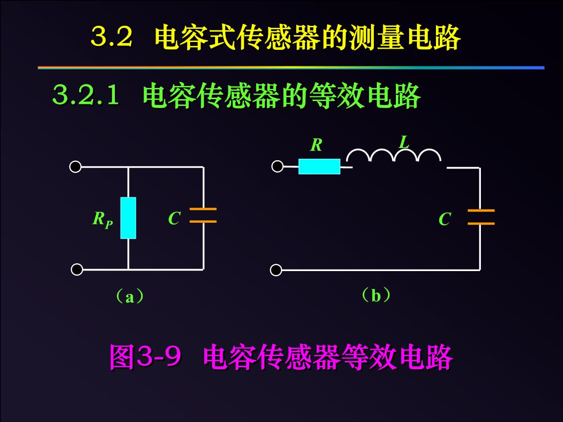 2电容式传感器的测量电路摘要.ppt