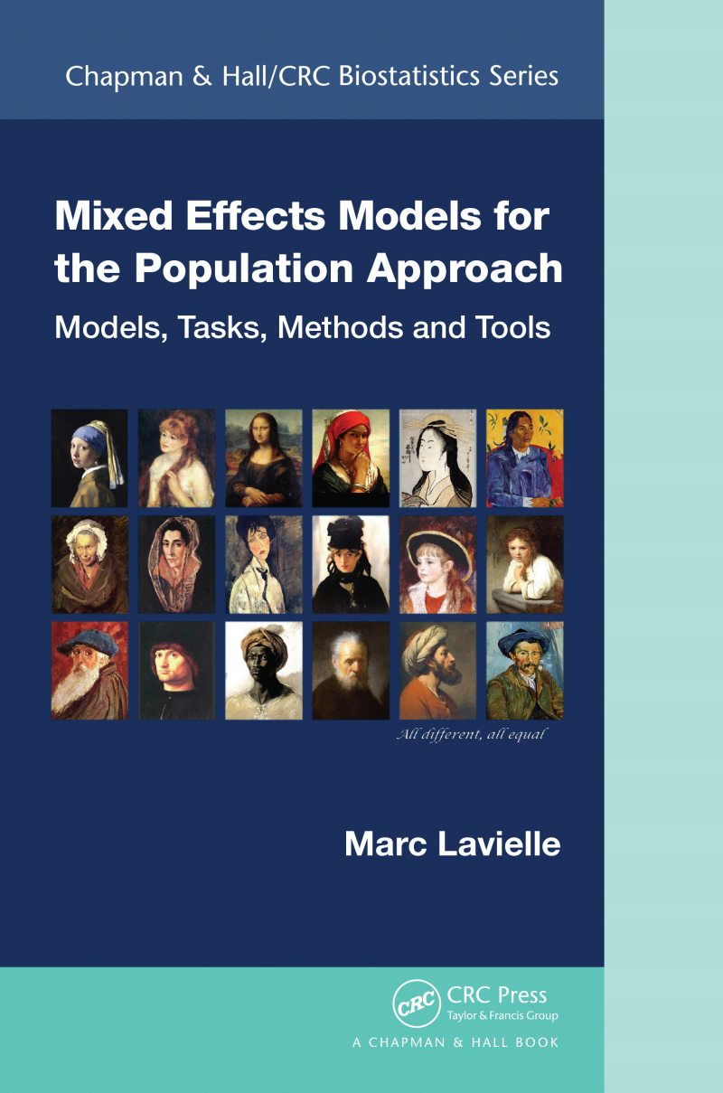Mixed Effects Models for the Population Approach Models