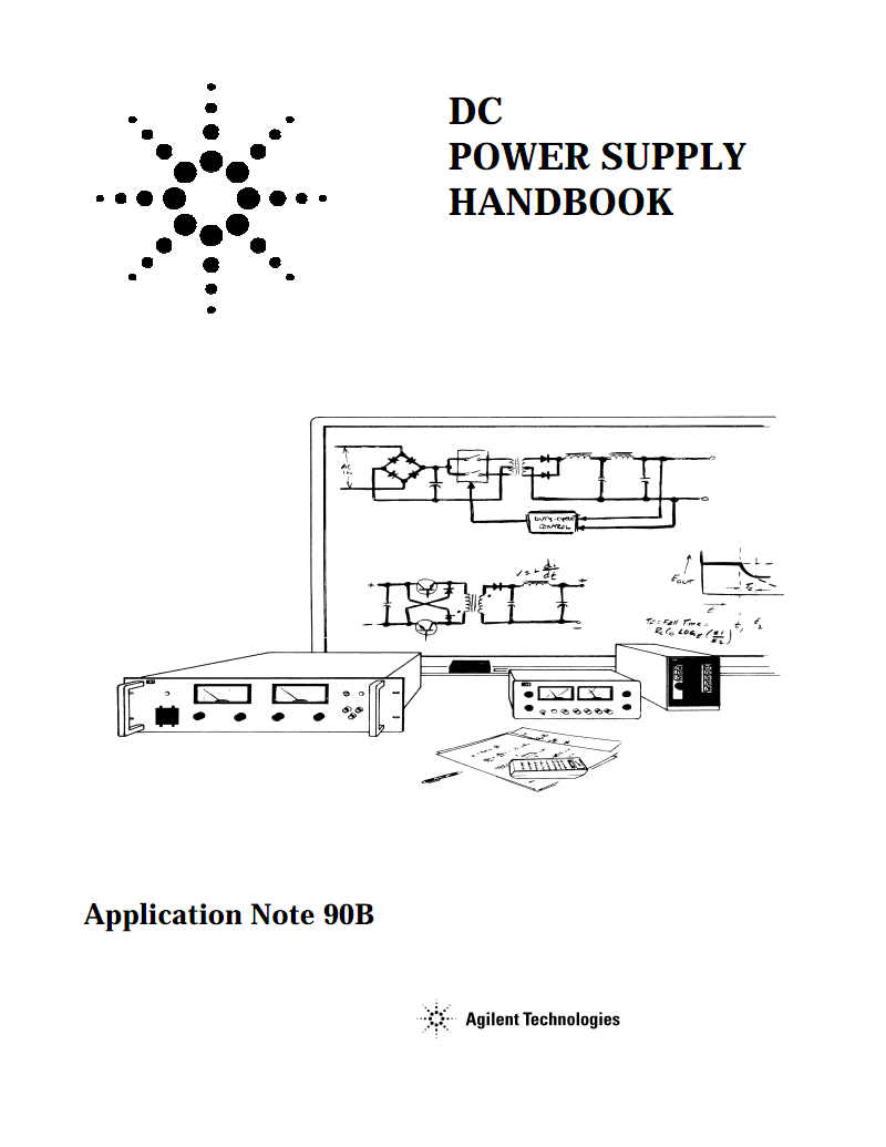 DC POWER SUPPLY HANDBOOK - Agilent:直流电源手册-安捷伦 pdf